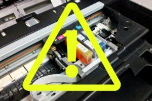 fix canon printer error 5100